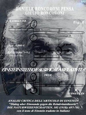 cover image of Analisi critica dell'articolo di Einstein_ITALIANO