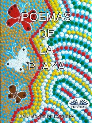 cover image of Poemas De La Playa