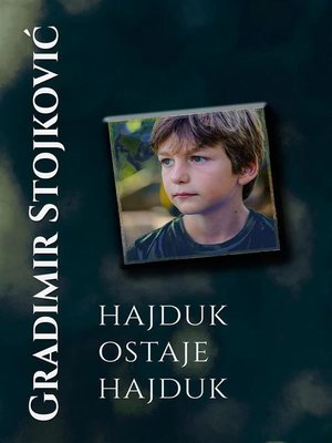 cover image of Hajduk ostaje Hajduk