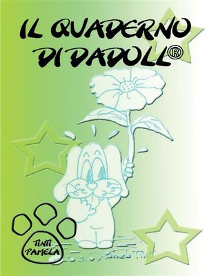 cover image of Il quaderno di Dadoll