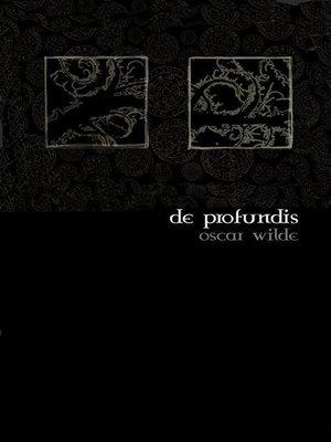 cover image of De profundis--Espanol
