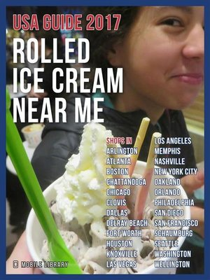 cover image of Rolled Ice Cream Near Me