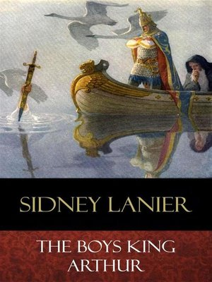 cover image of The Boys King Arthur