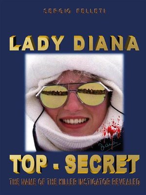cover image of Lady Diana top-secret