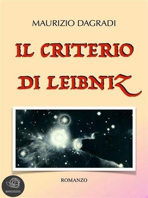 cover image of Il Criterio di Leibniz