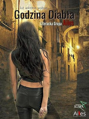 cover image of Godzina diabła