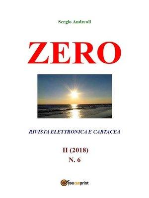 cover image of Zero 6