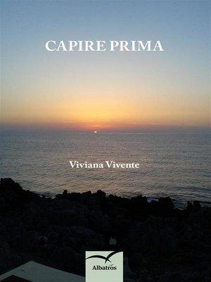 cover image of Capire prima
