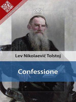 cover image of Confessione