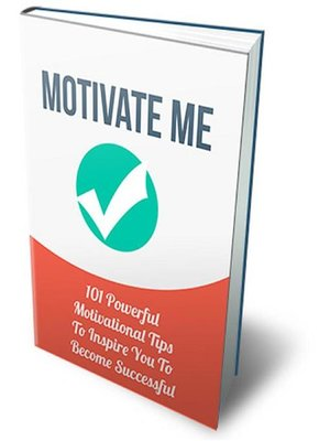 cover image of Motivate Me