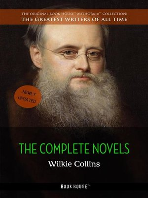cover image of Wilkie Collins--The Complete Novels