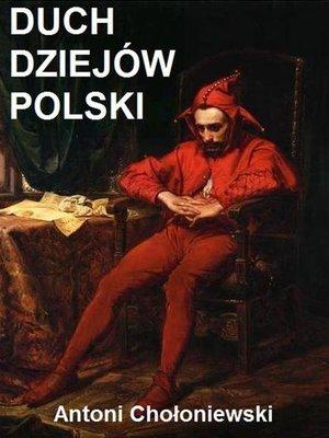 cover image of Duch dziejów Polski