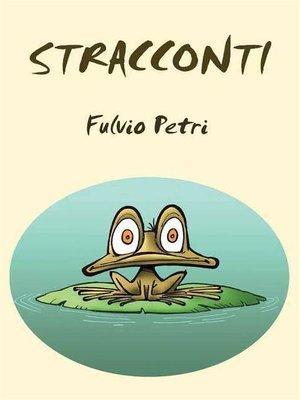 cover image of Stracconti