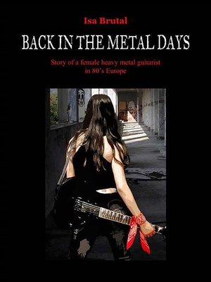 cover image of Back in the metal days