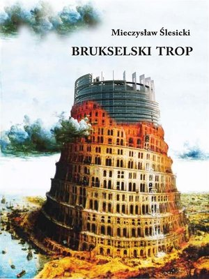 cover image of Brukselski trop