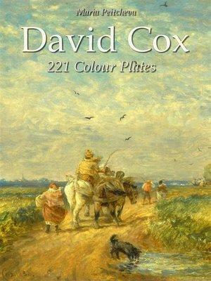 cover image of David Cox