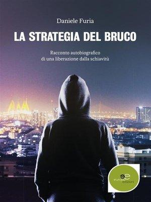 cover image of La strategia del bruco