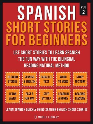 cover image of Spanish Short Stories For Beginners (Vol 2)