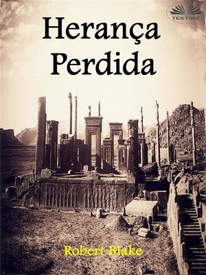 cover image of Herança Perdida