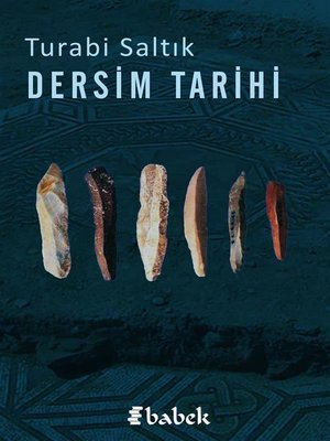 cover image of Dersim Tarihi