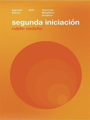 cover image of Segunda Iniciación