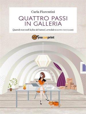 cover image of Quattro passi in galleria
