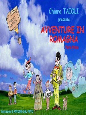 cover image of Avventure in Romagna Parte Prima