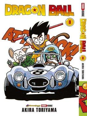 cover image of Dragon Ball 8