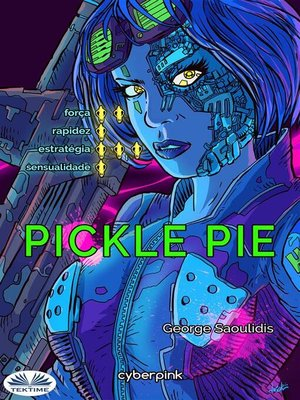 cover image of Pickle Pie