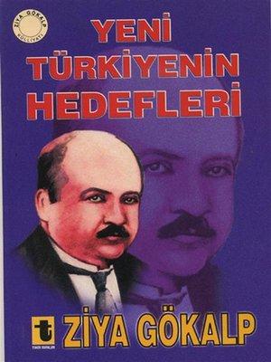 cover image of Yeni Türkiye'nin Hedefleri