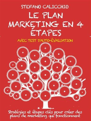 cover image of Le plan marketing en 4 étapes