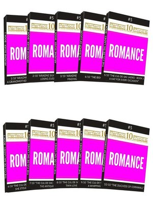 cover image of Perfect 10 Romance Plots #5 Complete Collection