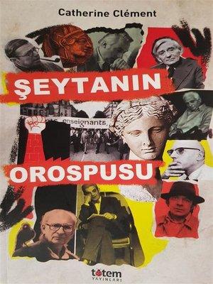 cover image of Şeytanın Orospusu