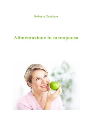 cover image of Alimentazione in menopausa