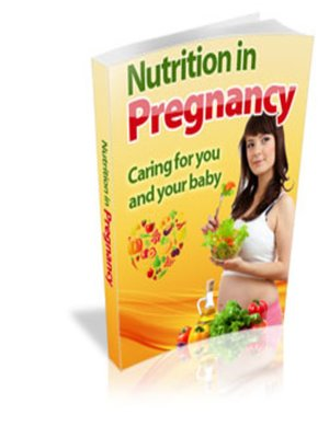 cover image of Nutrition in Pregnancy