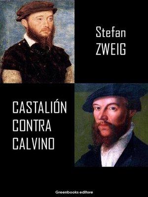 cover image of Castalión contra Calvino