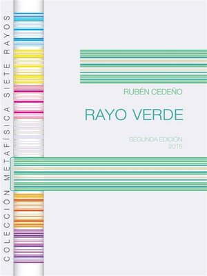 cover image of Rayo Verde