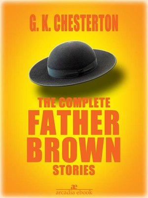 cover image of The Complete Father Brown Stories