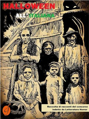 cover image of Halloween all'italiana