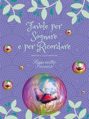 cover image of Favole per sognare e per ricordare