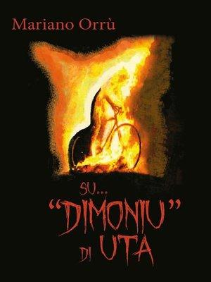 """cover image of Su """"Dimoniu"""" di Uta"""