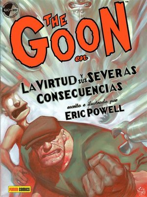 cover image of The Goon 4