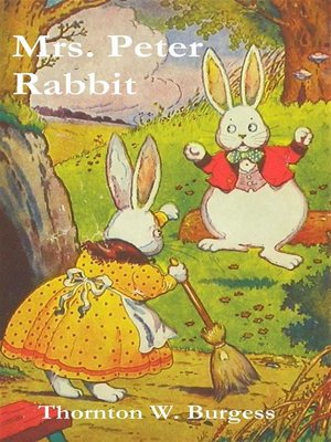 cover image of Mrs. Peter Rabbit