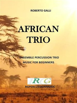 cover image of African Trio