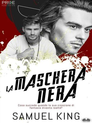 cover image of La Maschera Nera