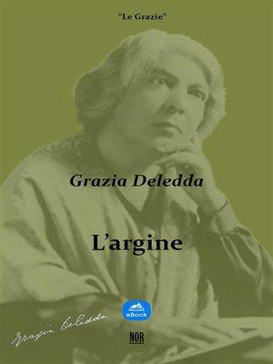 cover image of L'argine