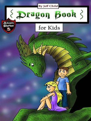 cover image of Dragon Book for Kids