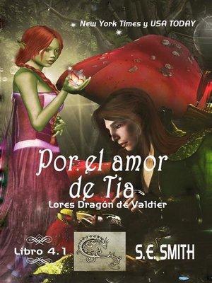 cover image of Por el amor de Tia