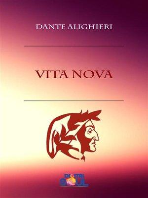 cover image of Vita Nova