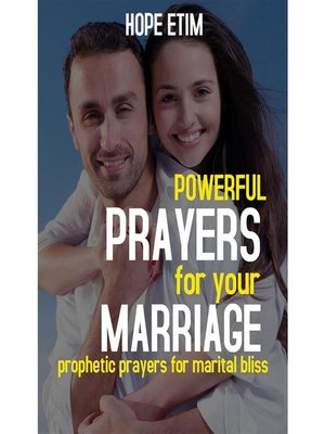 cover image of Powerful Prayers for Your Marriage